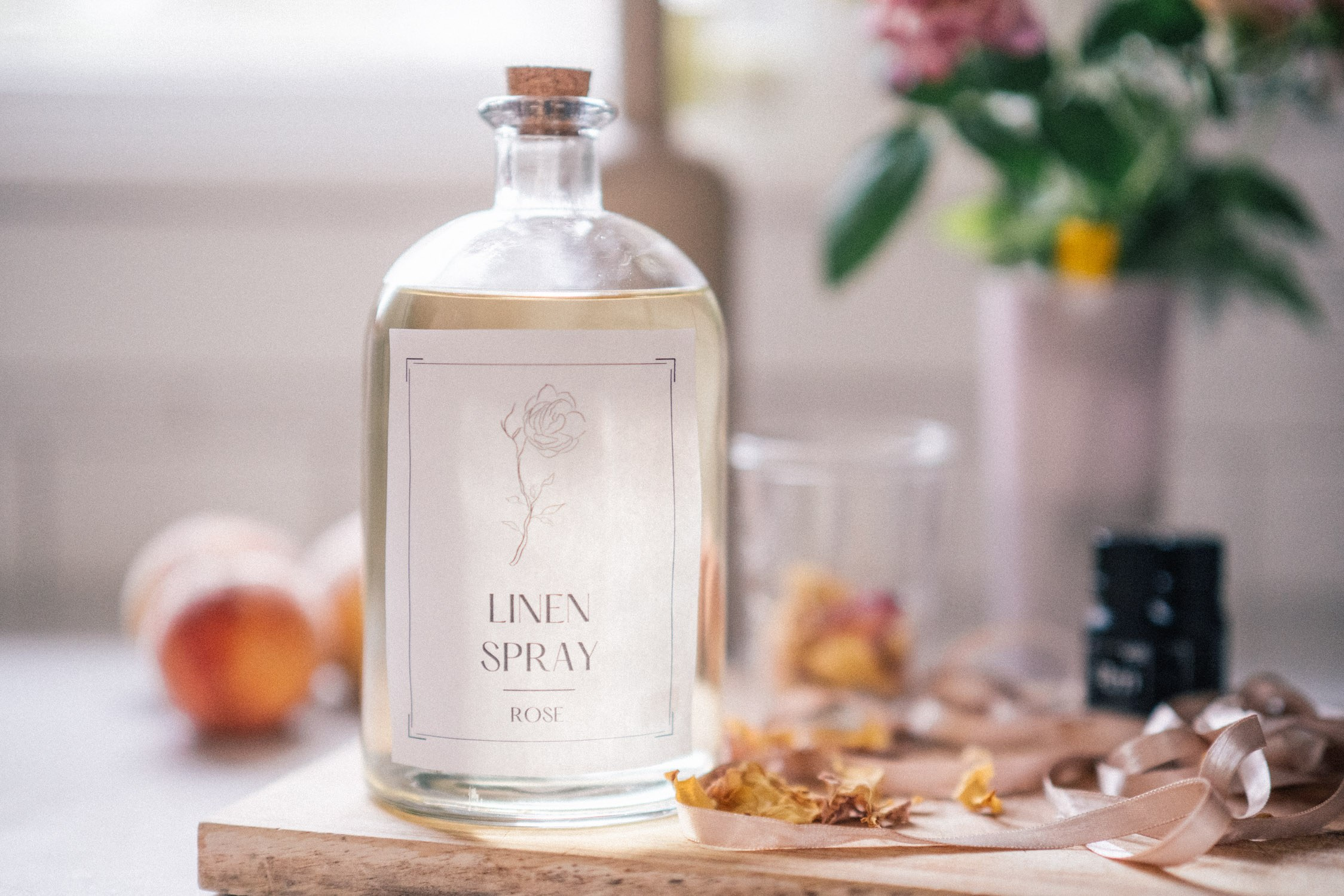 DIY linen Spray 8