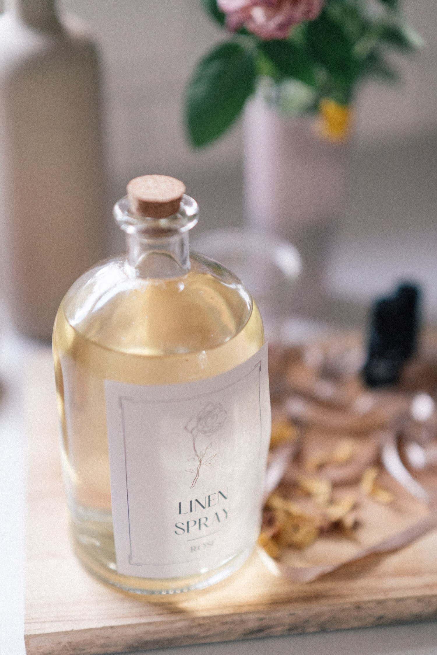 DIY linen Spray 9
