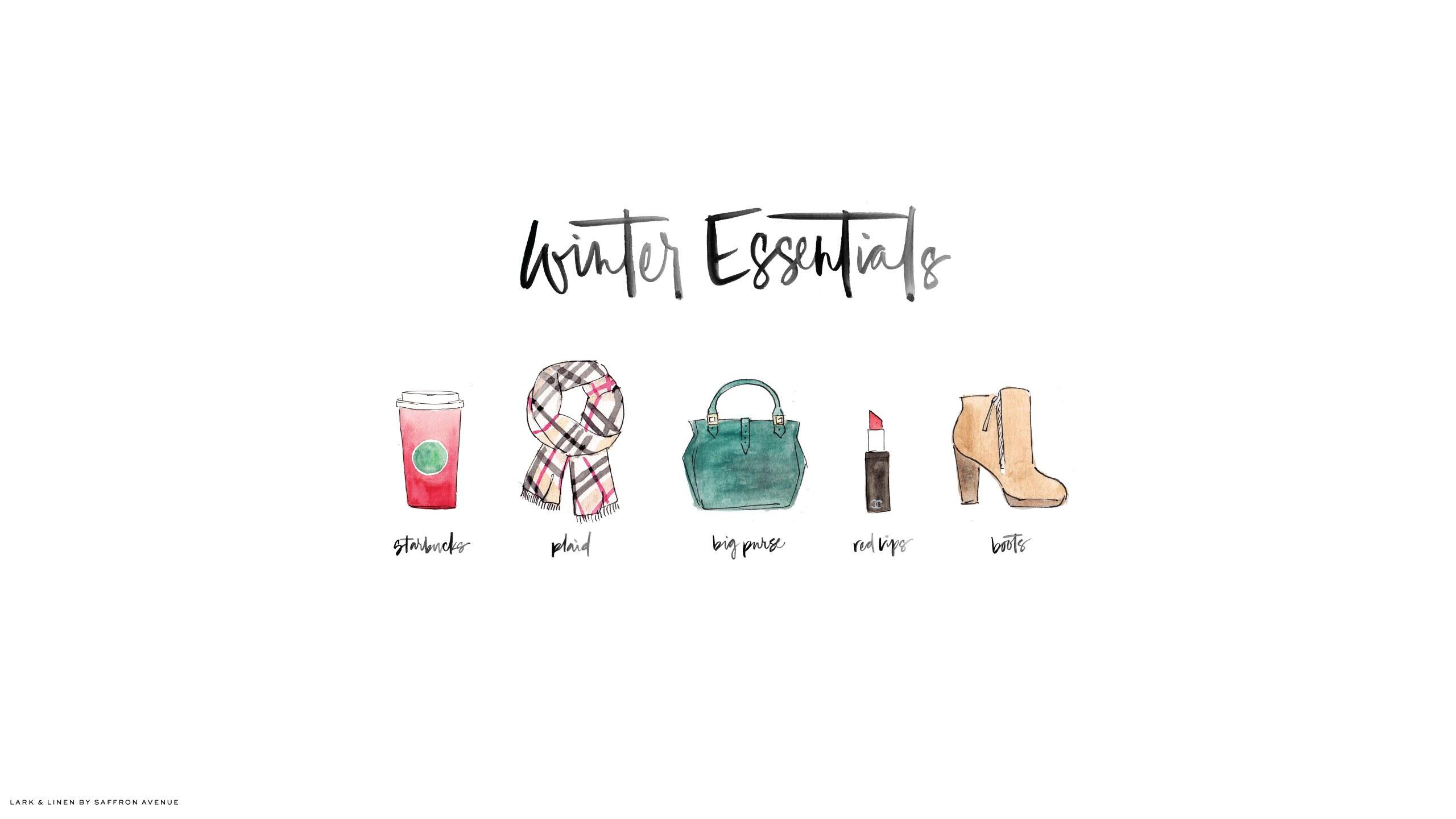 December Essentials Large