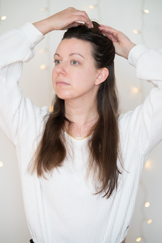 Hair Christmas 3