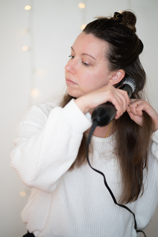 Hair Christmas 4