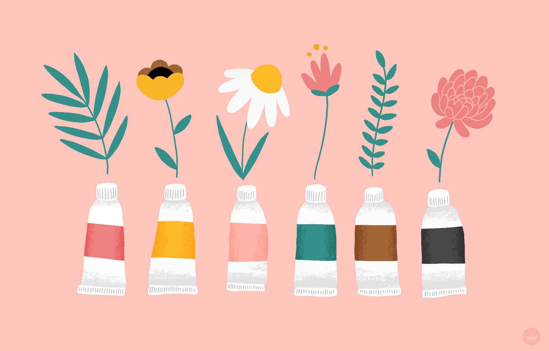 School Florals Desktop Wallpaper thinkmakeshareblog