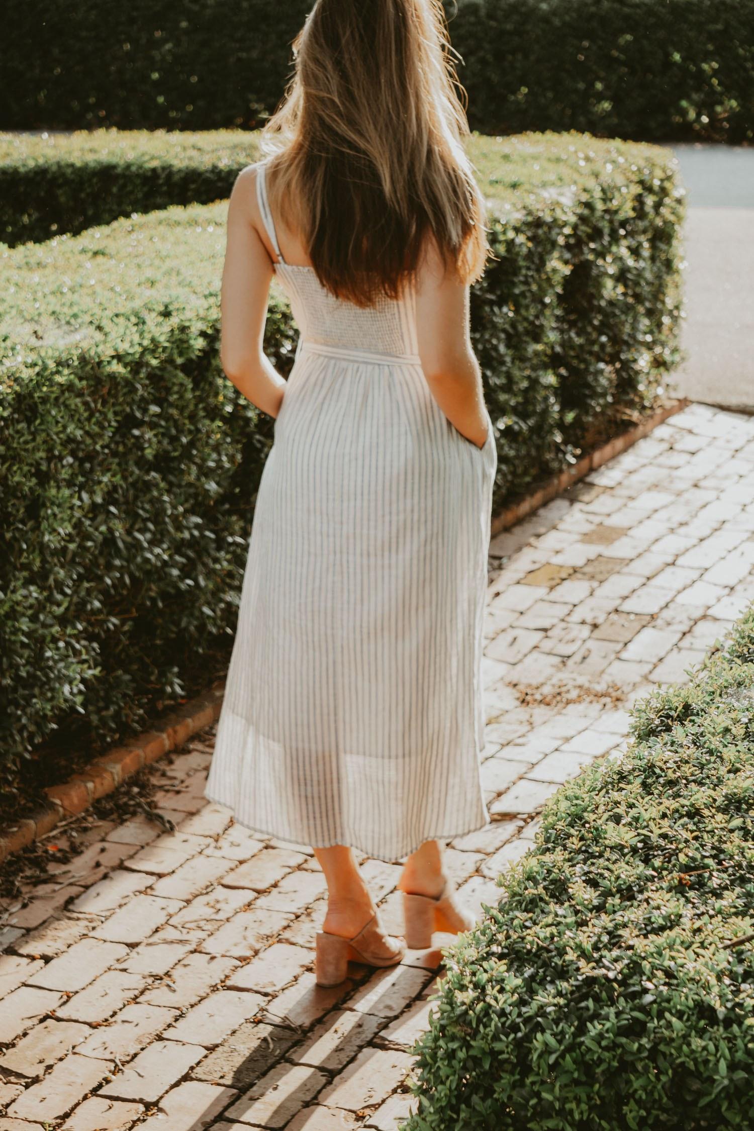 Stripe Dress updates 1