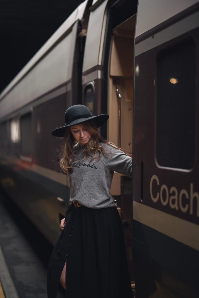 Train Travel 17