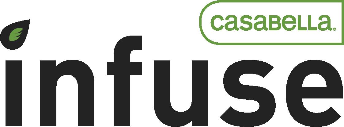 Casbella infuse logo color