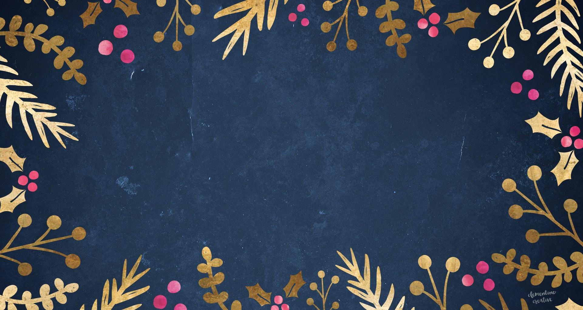 Foil foliage desktop