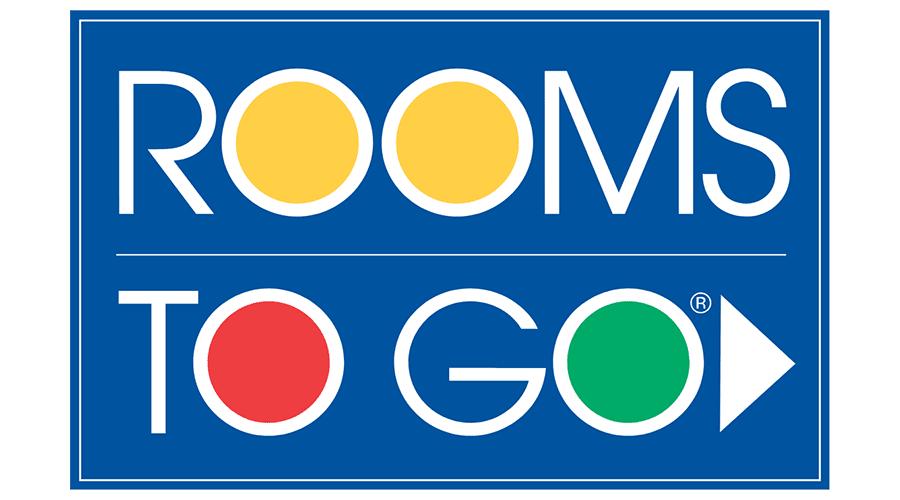 Rooms to go logo vector